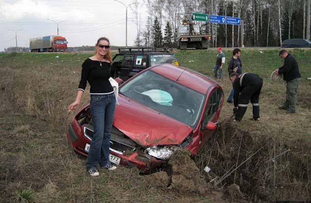 Γυναίκες και αυτοκίνητα: Καταστάσεις σαν κι αυτές έχουν βγάλει την... κακή φήμη (2)
