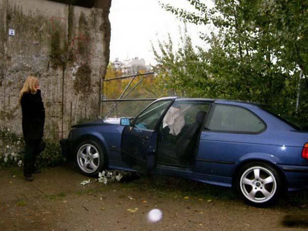 Γυναίκες και αυτοκίνητα: Καταστάσεις σαν κι αυτές έχουν βγάλει την... κακή φήμη (3)