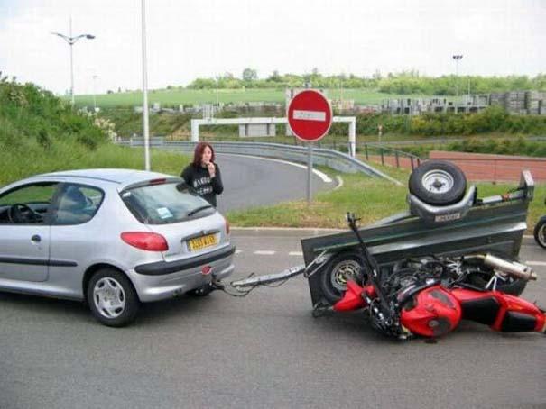 Γυναίκες και αυτοκίνητα: Καταστάσεις σαν κι αυτές έχουν βγάλει την... κακή φήμη (7)