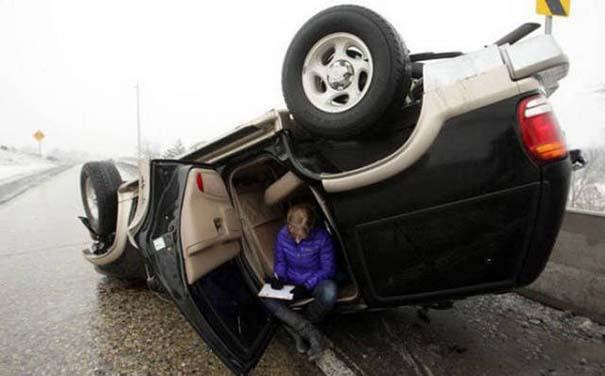 Γυναίκες και αυτοκίνητα: Καταστάσεις σαν κι αυτές έχουν βγάλει την... κακή φήμη (8)