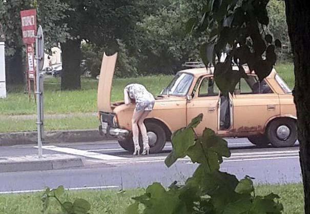 Γυναίκες και αυτοκίνητα: Καταστάσεις σαν κι αυτές έχουν βγάλει την... κακή φήμη (11)