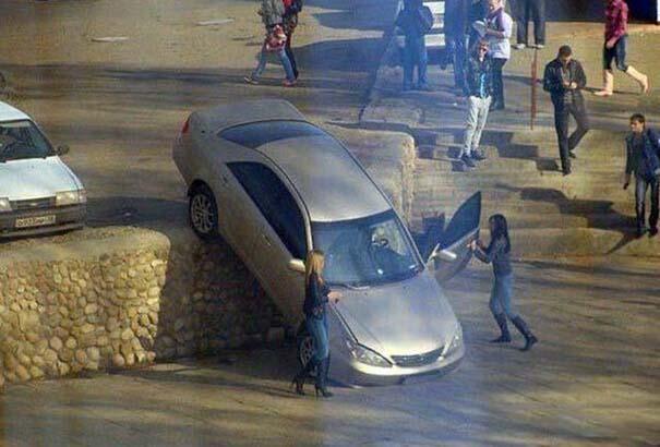 Γυναίκες και αυτοκίνητα: Καταστάσεις σαν κι αυτές έχουν βγάλει την... κακή φήμη (12)