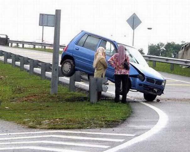 Γυναίκες και αυτοκίνητα: Καταστάσεις σαν κι αυτές έχουν βγάλει την... κακή φήμη (13)
