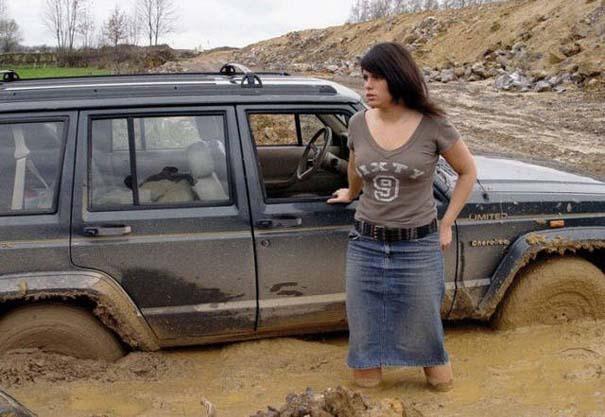 Γυναίκες και αυτοκίνητα: Καταστάσεις σαν κι αυτές έχουν βγάλει την... κακή φήμη (15)