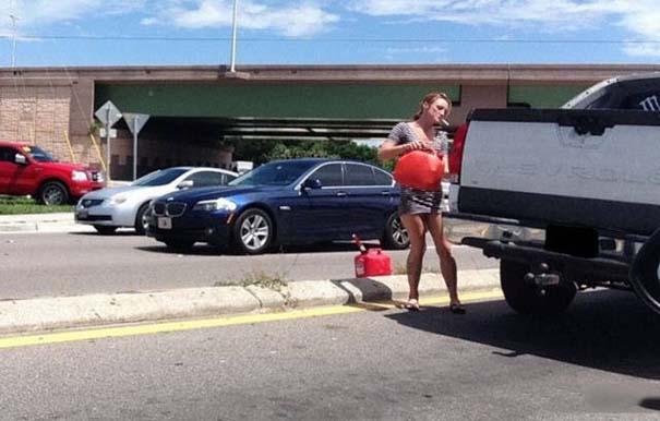 Γυναίκες και αυτοκίνητα: Καταστάσεις σαν κι αυτές έχουν βγάλει την... κακή φήμη #2 (5)