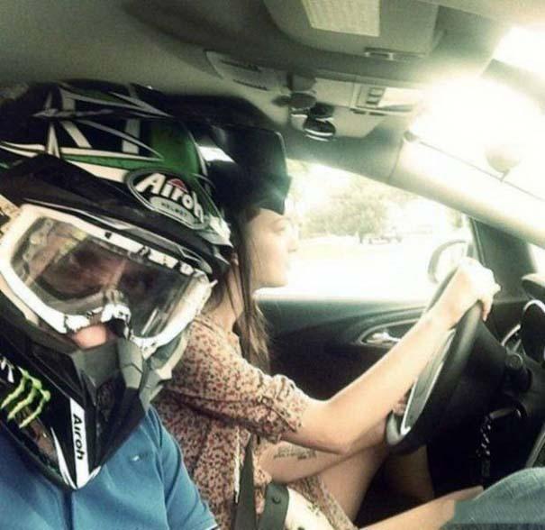 Γυναίκες και αυτοκίνητα: Καταστάσεις σαν κι αυτές έχουν βγάλει την... κακή φήμη (16)