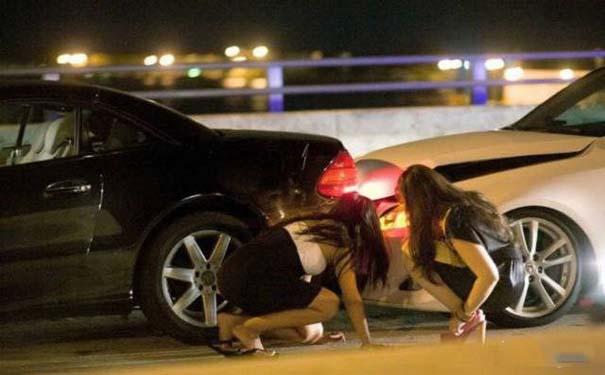 Γυναίκες και αυτοκίνητα: Καταστάσεις σαν κι αυτές έχουν βγάλει την... κακή φήμη #2 (8)