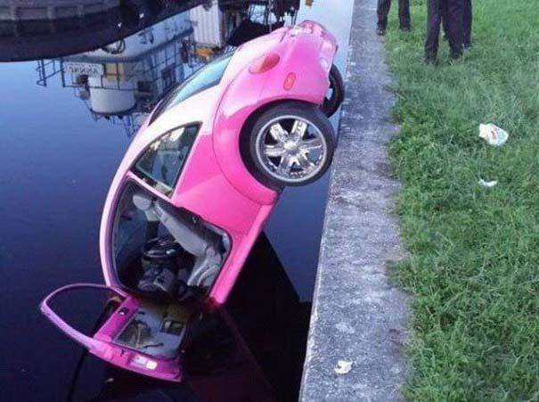 Γυναίκες και αυτοκίνητα: Καταστάσεις σαν κι αυτές έχουν βγάλει την... κακή φήμη #2 (10)