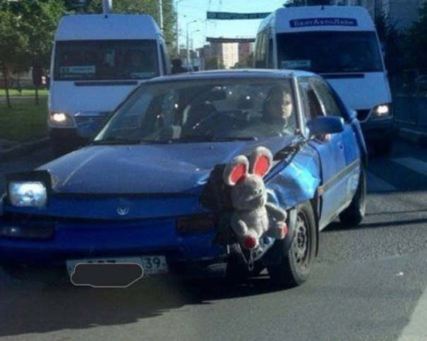 Γυναίκες και αυτοκίνητα: Καταστάσεις σαν κι αυτές έχουν βγάλει την... κακή φήμη (18)