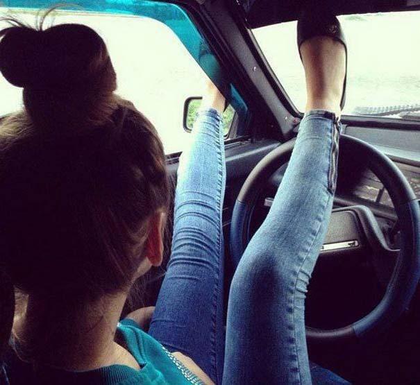 Γυναίκες και αυτοκίνητα: Καταστάσεις σαν κι αυτές έχουν βγάλει την... κακή φήμη #2 (17)