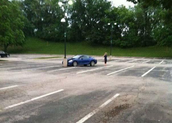 Γυναίκες και αυτοκίνητα: Καταστάσεις σαν κι αυτές έχουν βγάλει την... κακή φήμη #2 (19)