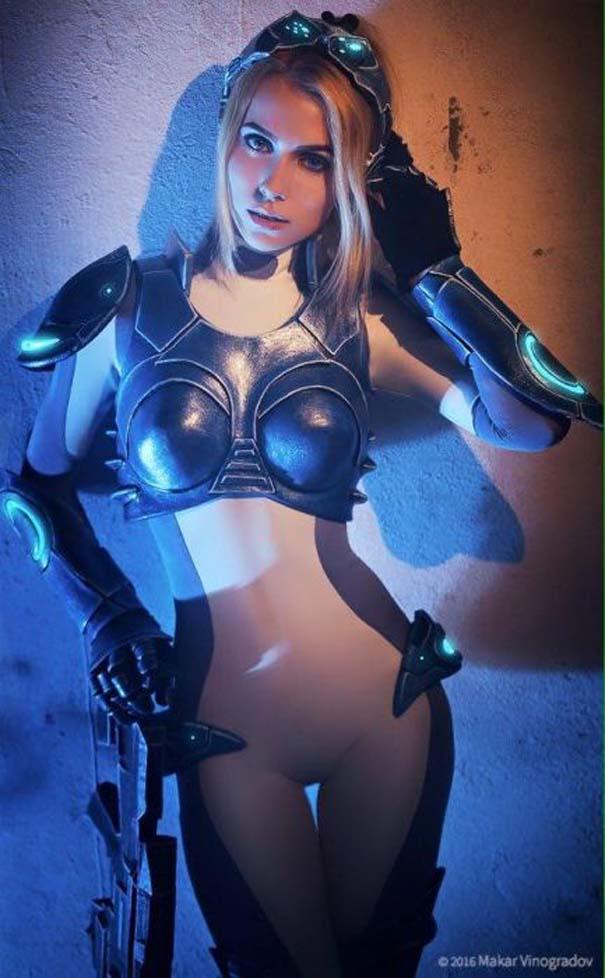 Γυναίκες που παίρνουν άριστα στο cosplay (3)