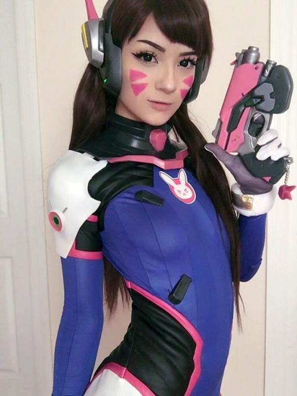 Γυναίκες που παίρνουν άριστα στο cosplay (14)