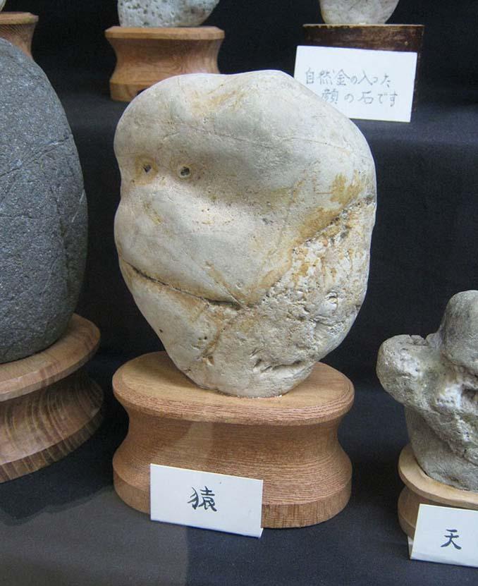 Η Ιαπωνία έχει ένα μουσείο με πέτρες που μοιάζουν με πρόσωπα (1)