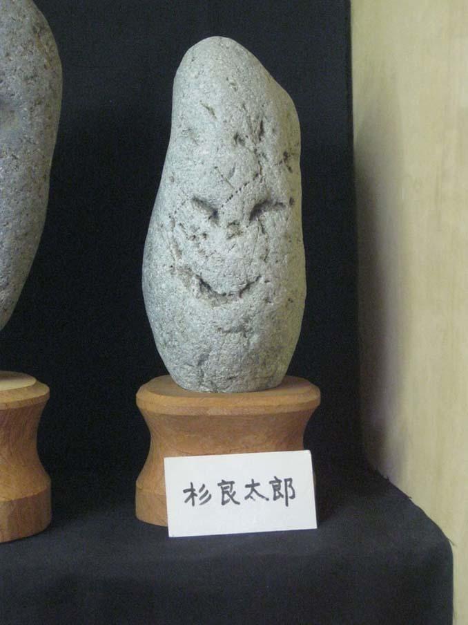 Η Ιαπωνία έχει ένα μουσείο με πέτρες που μοιάζουν με πρόσωπα (4)