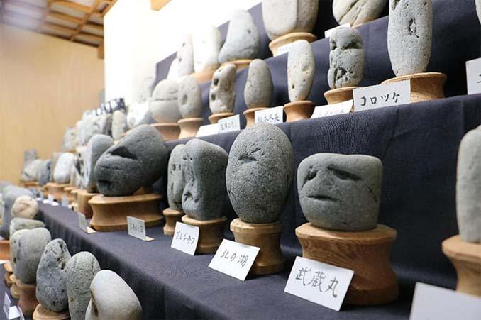 Η Ιαπωνία έχει ένα μουσείο με πέτρες που μοιάζουν με πρόσωπα (6)