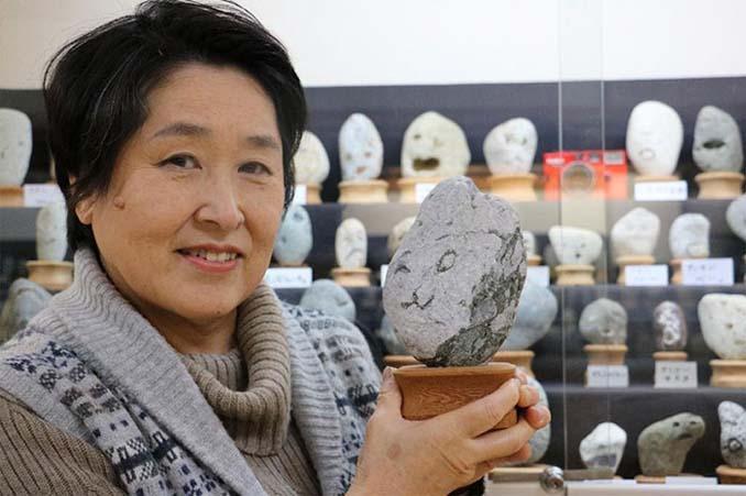 Η Ιαπωνία έχει ένα μουσείο με πέτρες που μοιάζουν με πρόσωπα (7)