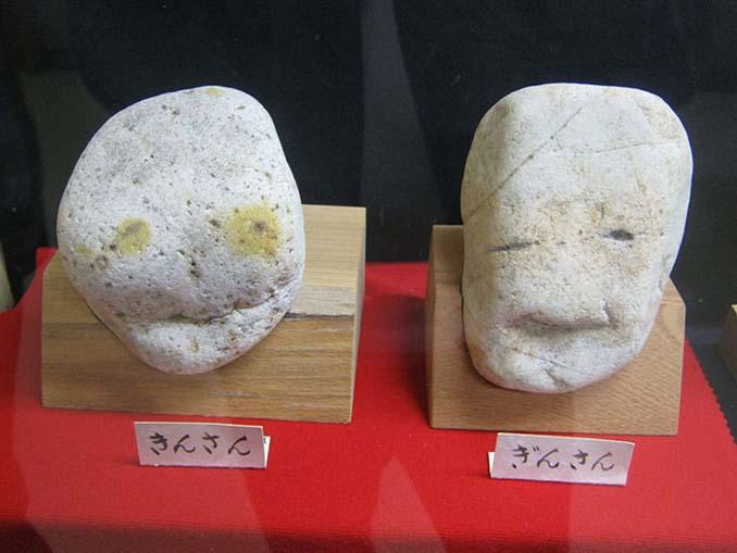 Η Ιαπωνία έχει ένα μουσείο με πέτρες που μοιάζουν με πρόσωπα (9)