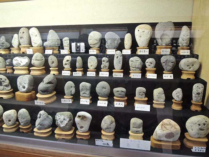 Η Ιαπωνία έχει ένα μουσείο με πέτρες που μοιάζουν με πρόσωπα (10)