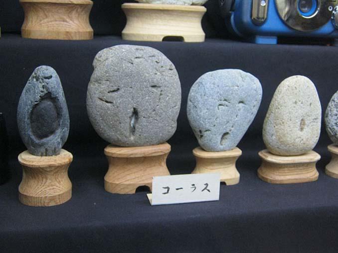 Η Ιαπωνία έχει ένα μουσείο με πέτρες που μοιάζουν με πρόσωπα (11)