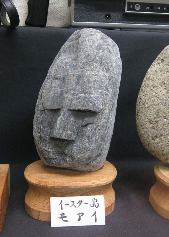 Η Ιαπωνία έχει ένα μουσείο με πέτρες που μοιάζουν με πρόσωπα (12)
