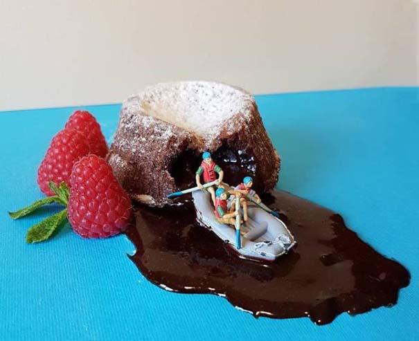Ιταλός pastry chef δημιουργεί μικροσκοπικούς κόσμους με τα γλυκά του (2)