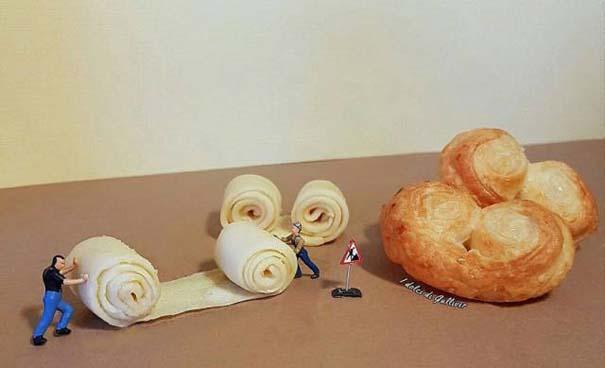 Ιταλός pastry chef δημιουργεί μικροσκοπικούς κόσμους με τα γλυκά του (5)
