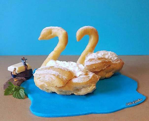 Ιταλός pastry chef δημιουργεί μικροσκοπικούς κόσμους με τα γλυκά του (10)