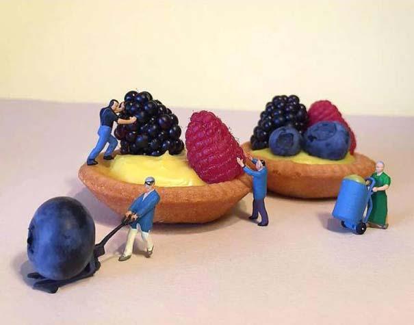 Ιταλός pastry chef δημιουργεί μικροσκοπικούς κόσμους με τα γλυκά του (20)