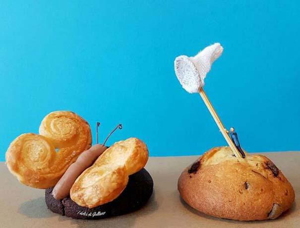 Ιταλός pastry chef δημιουργεί μικροσκοπικούς κόσμους με τα γλυκά του (30)
