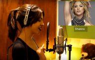 Κοπέλα μιμείται τέλεια 15 δημοφιλείς τραγουδίστριες