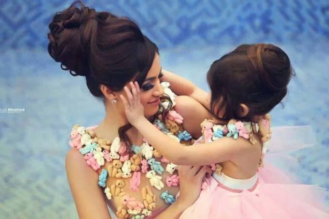 Μαμάδες και κόρες που μοιάζουν σαν το τέλειο δίδυμο (2)