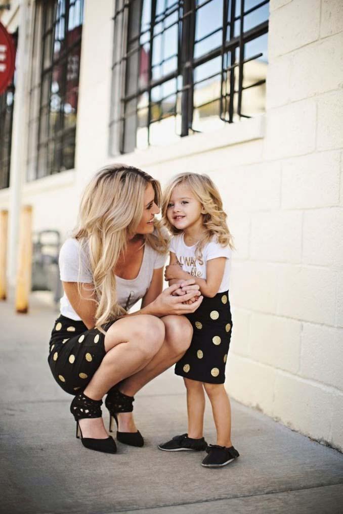 Μαμάδες και κόρες που μοιάζουν σαν το τέλειο δίδυμο (8)