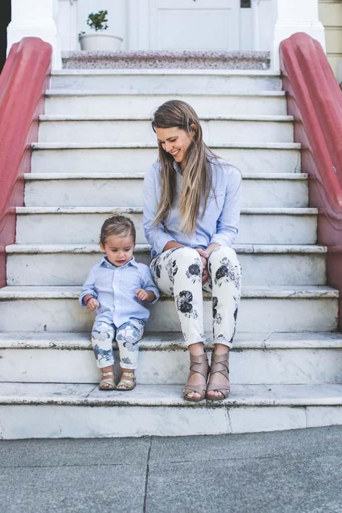 Μαμάδες και κόρες που μοιάζουν σαν το τέλειο δίδυμο (12)