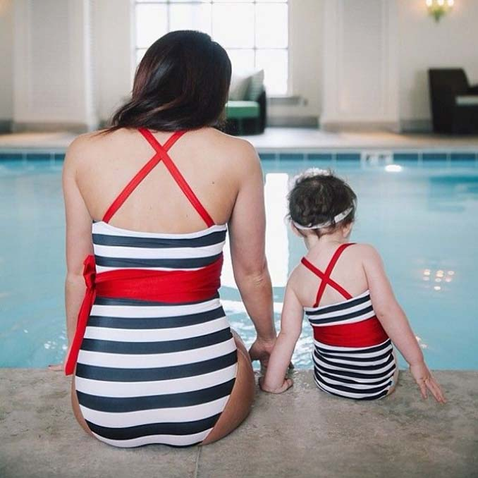 Μαμάδες και κόρες που μοιάζουν σαν το τέλειο δίδυμο (13)