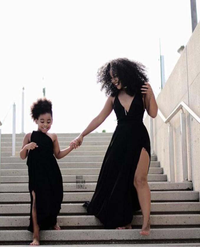 Μαμάδες και κόρες που μοιάζουν σαν το τέλειο δίδυμο (14)