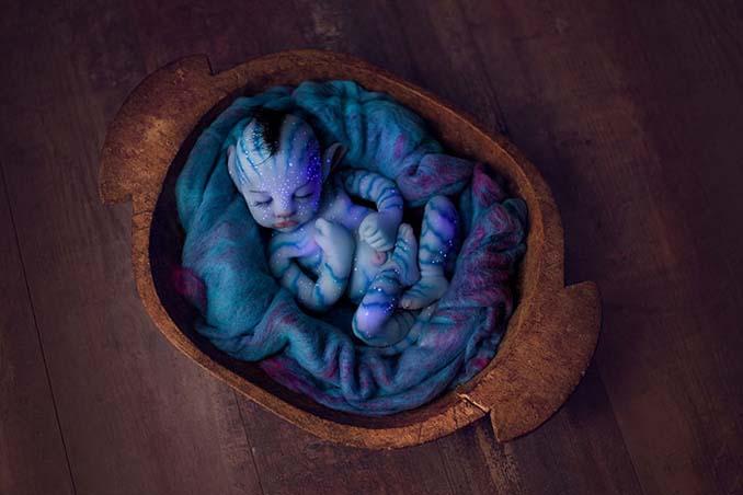 Τα μωρά Avatar που έχουν «φρικάρει» το Internet (2)
