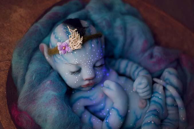 Τα μωρά Avatar που έχουν «φρικάρει» το Internet (3)
