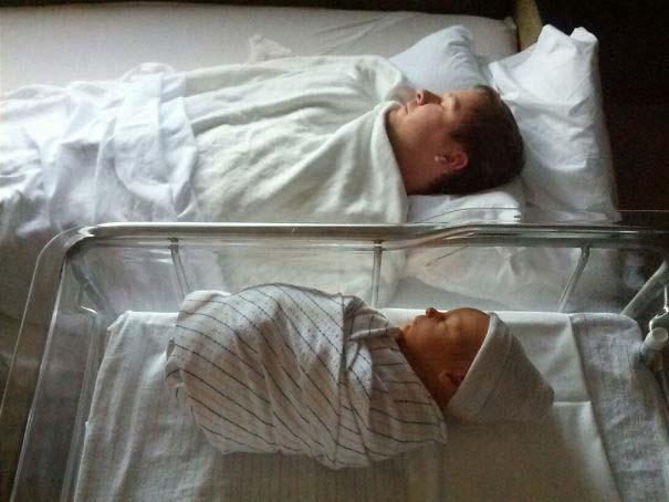 Μωρά σε απίθανα στιγμιότυπα (13)
