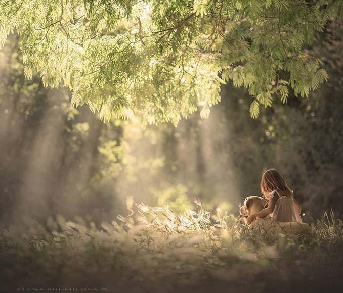 Παιδιά και ζώα από την Elena Shumilova (10)