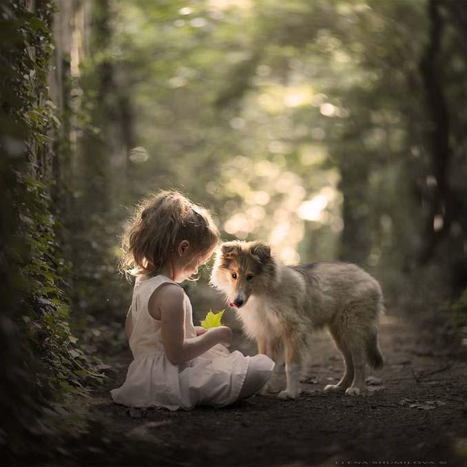 Παιδιά και ζώα από την Elena Shumilova (12)