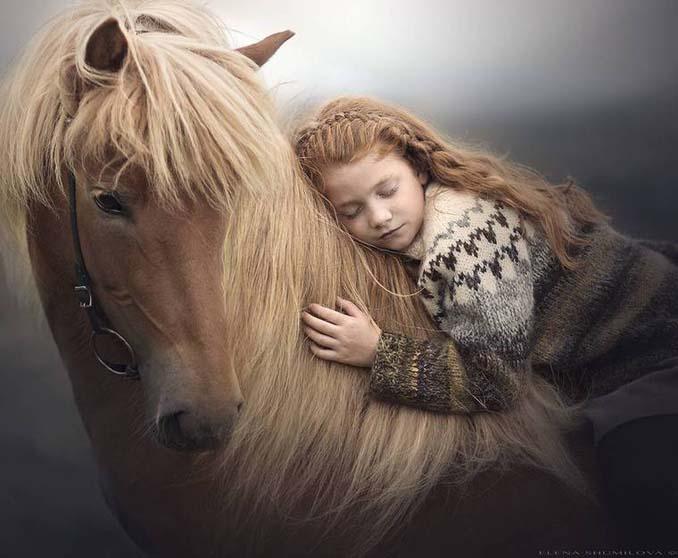Παιδιά και ζώα από την Elena Shumilova (15)