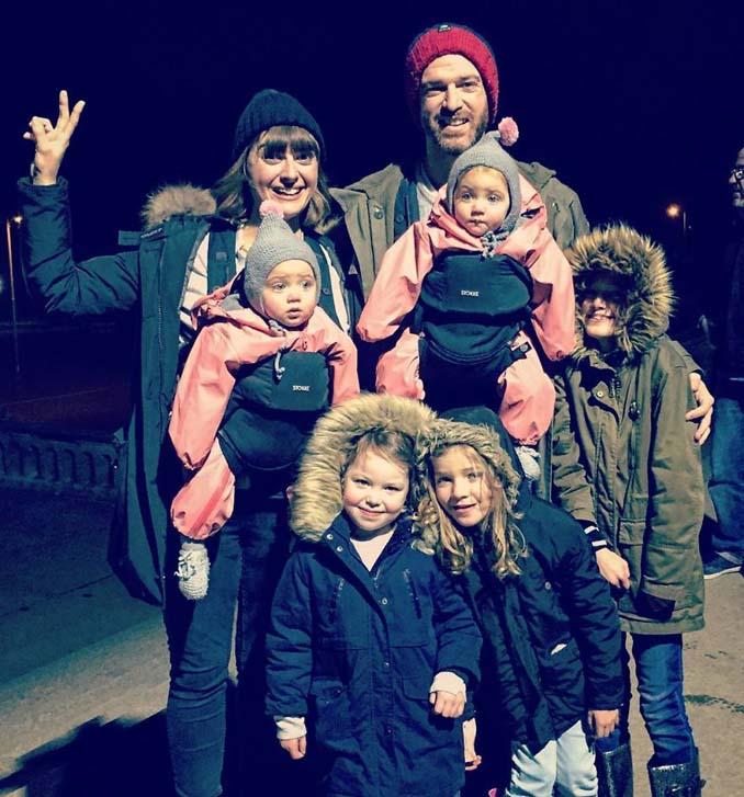 Πατέρας 4 κοριτσιών κατακτά το Instagram με τις τρελές φωτογραφίες της καθημερινότητας του (17)