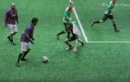 Ποδοσφαιρικός αγώνας ανάμεσα σε δύο μεθυσμένες ομάδες