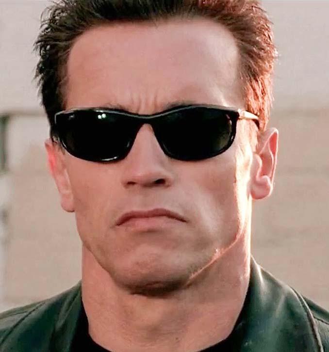 Οι πρωταγωνιστές των ταινιών «Terminator» τότε και τώρα (1)