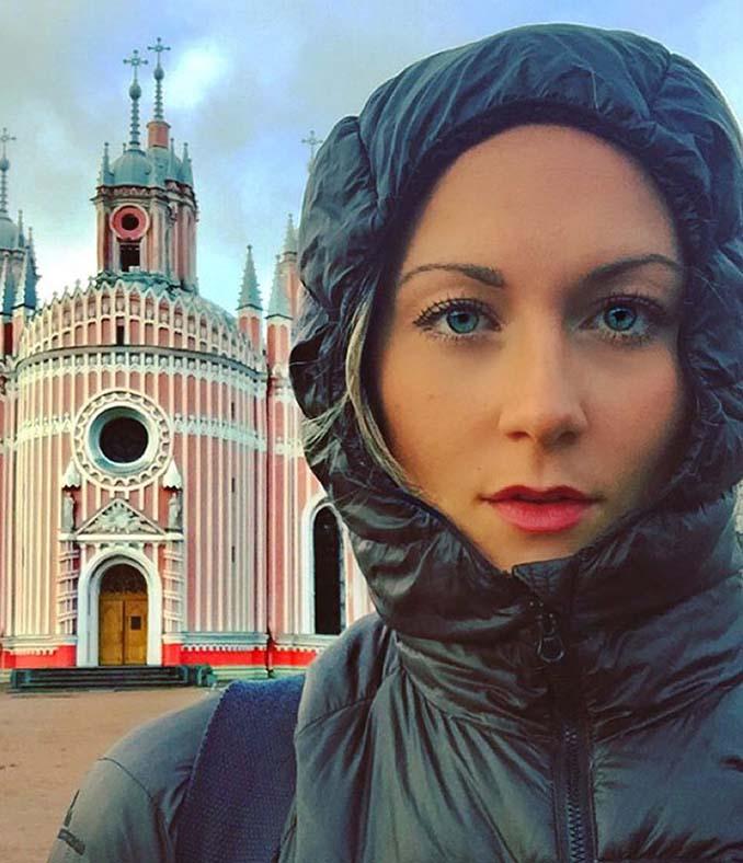 27χρονη θα γίνει η πρώτη γυναίκα που επισκέπτεται όλες τις χώρες στον πλανήτη (1)