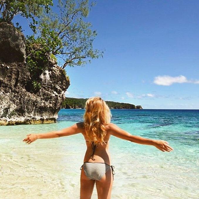 27χρονη θα γίνει η πρώτη γυναίκα που επισκέπτεται όλες τις χώρες στον πλανήτη (22)