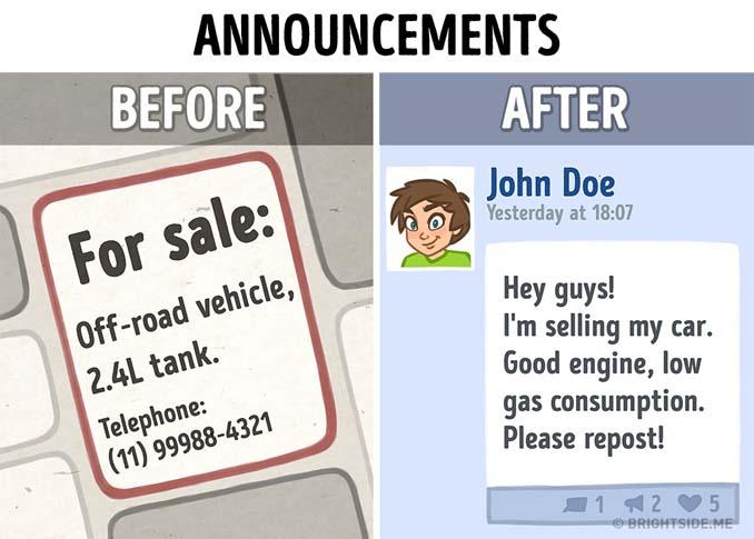 Σκίτσα που δείχνουν πόσο έχει αλλάξει το Internet την ζωή μας (3)