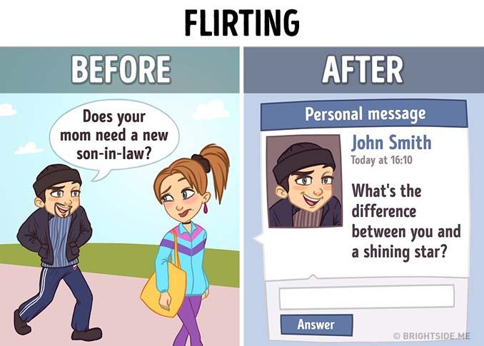 Σκίτσα που δείχνουν πόσο έχει αλλάξει το Internet την ζωή μας (6)