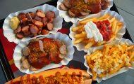 Street food στην Γερμανία